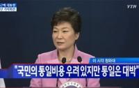 [정치]박근혜 대통령의 남북통일 비즈니스