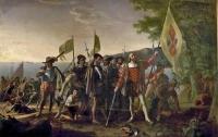 [역사]콜럼버스의 두 얼굴, 미국의 두 얼굴2: 먹기 위해 찬양하는 백인 정복자