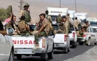 [국제]IS 지하드 테러리스트의 피묻은 칼