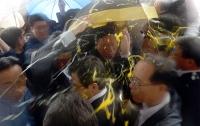 [정치]황교안 총리의 성주 방문 : 자해공갈에 대한 단상