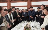 [사회]저는 주영 대한민국대사관 직원이었습니다4: 박근혜의 간담회는 자연스럽지 않다
