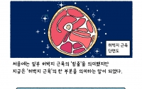 까면서 보는 해부학 만화 8화 : 허벅지