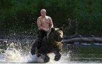 [국제]알고나 까자 - 블라디미르 푸틴: 푸간지 이미지와 실제