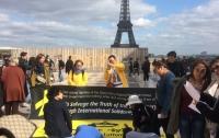 [파리특파원 보고서]세월호 유가족, 파리를 가다: 진실은 침몰하지 않는다, 우리가 잊지 않는 한