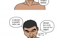 까면서 보는 해부학 만화 14화 : 든든한 등