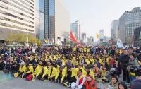 [좌린스케치]세월호 특별법 정부시행령 폐지를 위한 집중행동
