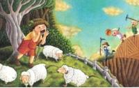 [인간에 대하여]양치기 소년