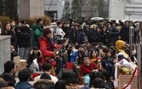 [현장]한일협상무효 일본 대사관 토요집회 현장스케치