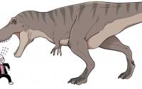 만화로 배우는 공룡의 생태 2 : 폭군 도마뱀