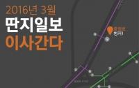 [공지]딴지일보, 그 사옥 이전 역사의 한 장면이 바로 오늘