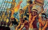 [역사]미국의 두 얼굴 2부 : 1. 차(茶)를 바다에 처넣다