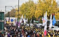 [현장]11월 14일 민중총궐기대회 :  우린 폭도가 아니다