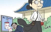 [딴지만평]우병우 씨, 정상적 업무 중이구나, 아, 그렇구나